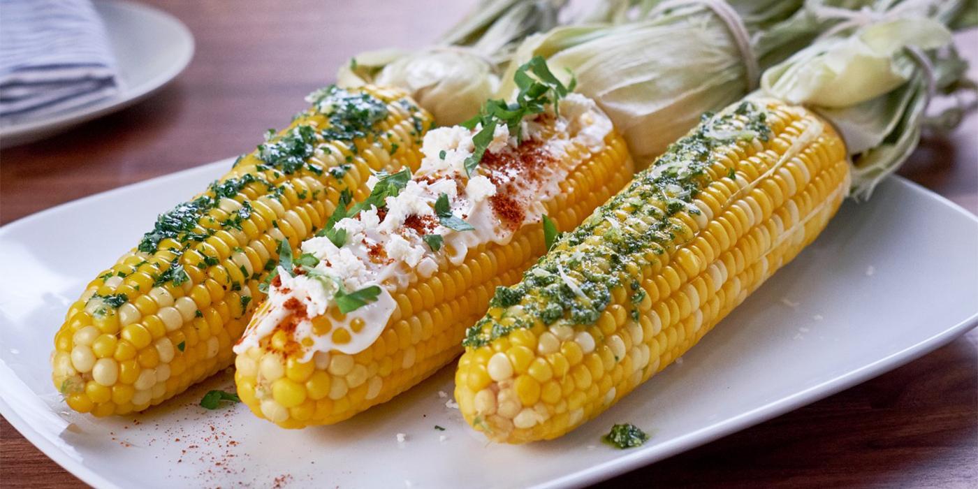 Corn On The Cob Bar