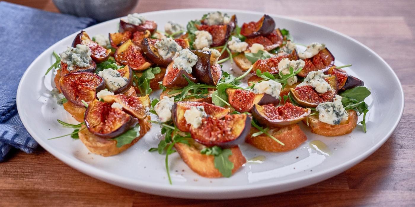 Fig Tartines