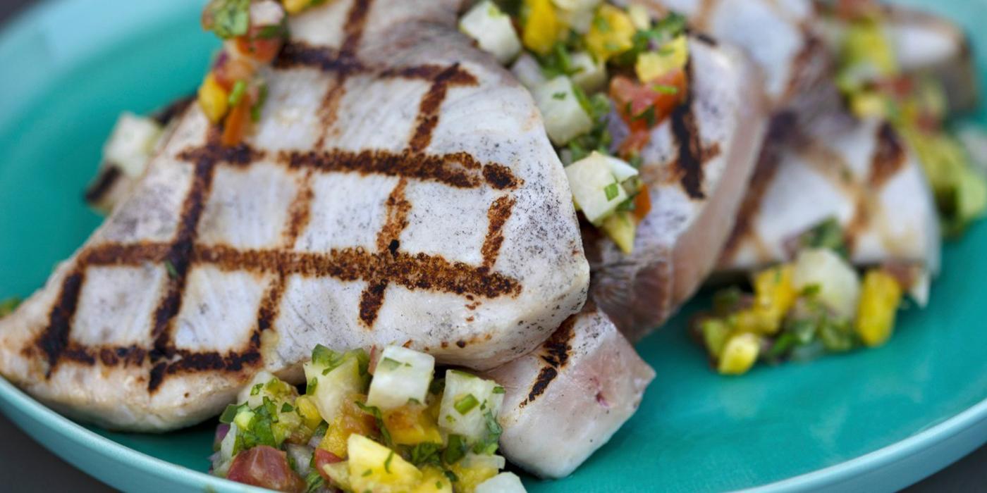 Lava Salt Swordfish