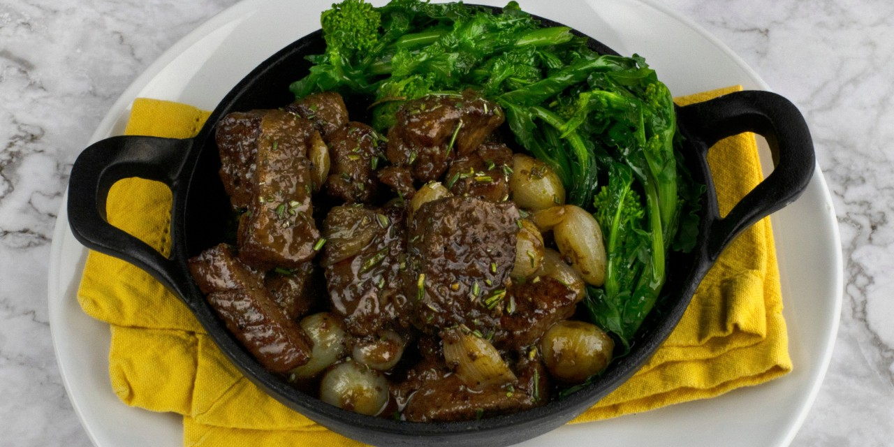 Beef Tenderloin Tips