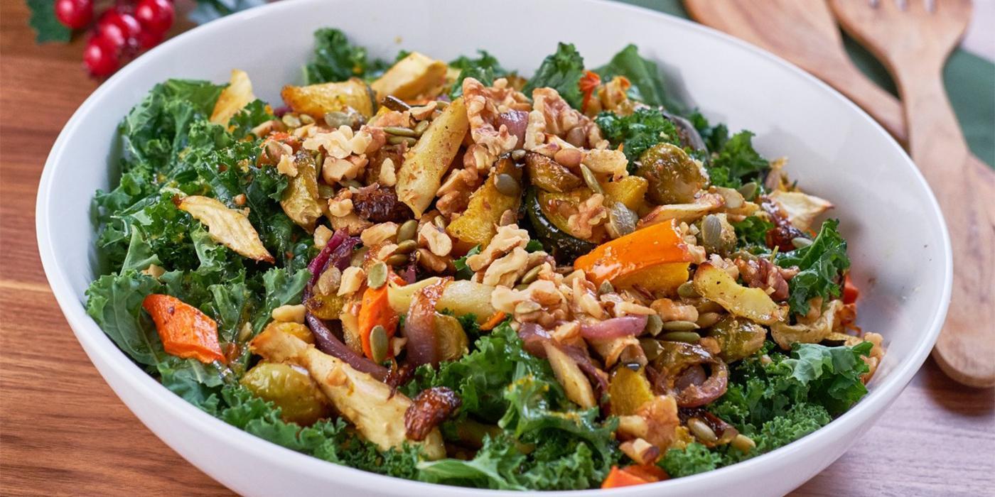 Roast Veg Salad