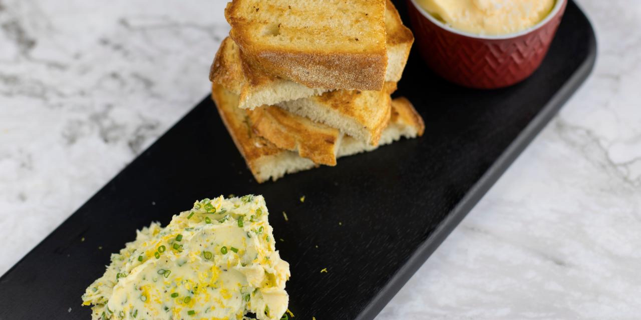 Lemon Chive Butter