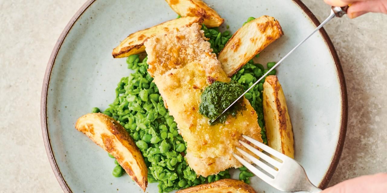 Cheat's Fish & Chips