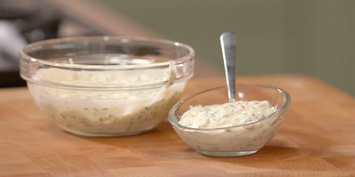 Herby Tartar Sauce