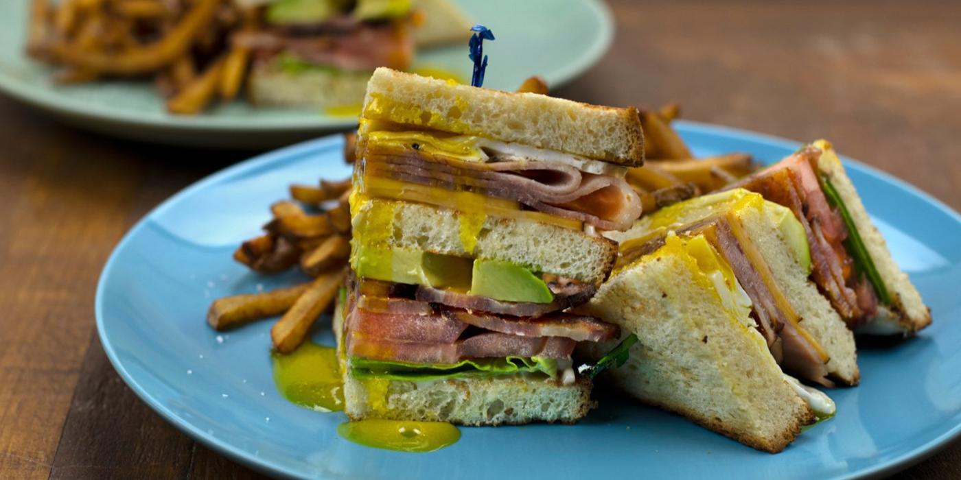 Brunch Club Sandwich