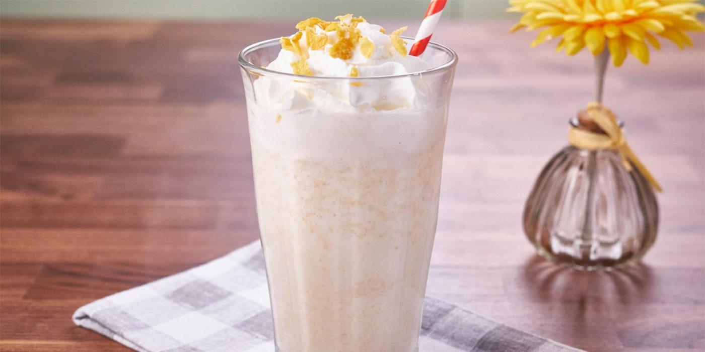 Healthy-ish Milkshake