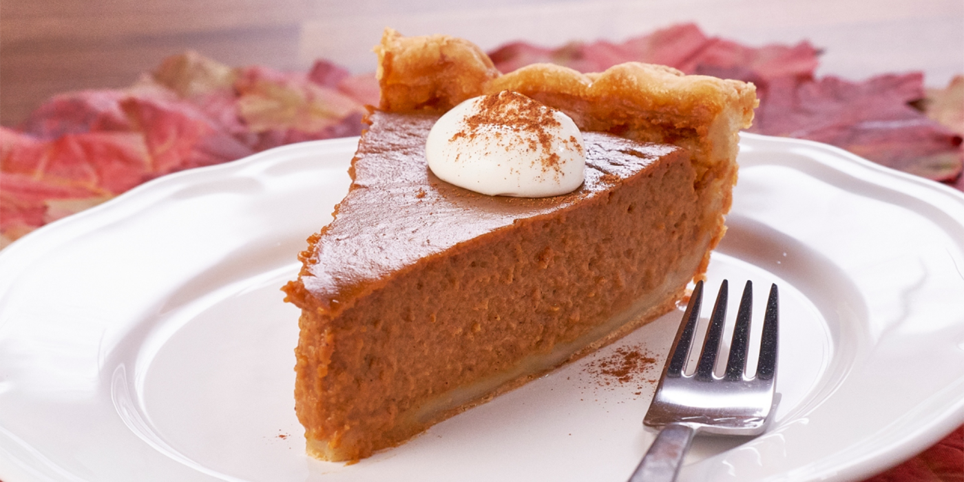 Magic Pumpkin Pie